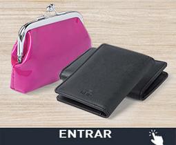 Carteras y monederos personalizados baratos