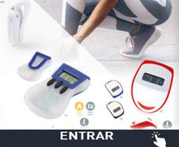 Cronometros y podometros baratos personalizados