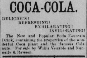 historia publicidad, primeros anuncios, primeros logos