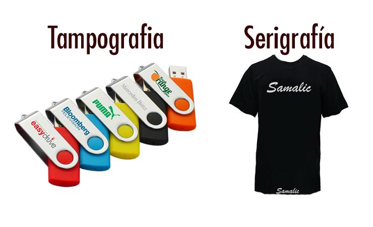Diferencia entre Tampografia y Serigrafia